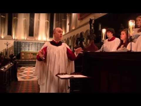 Jesus College Choir sings Blahoslovy Dushe Moya Hospoda - Kirill Stetsenko (1882-1922)