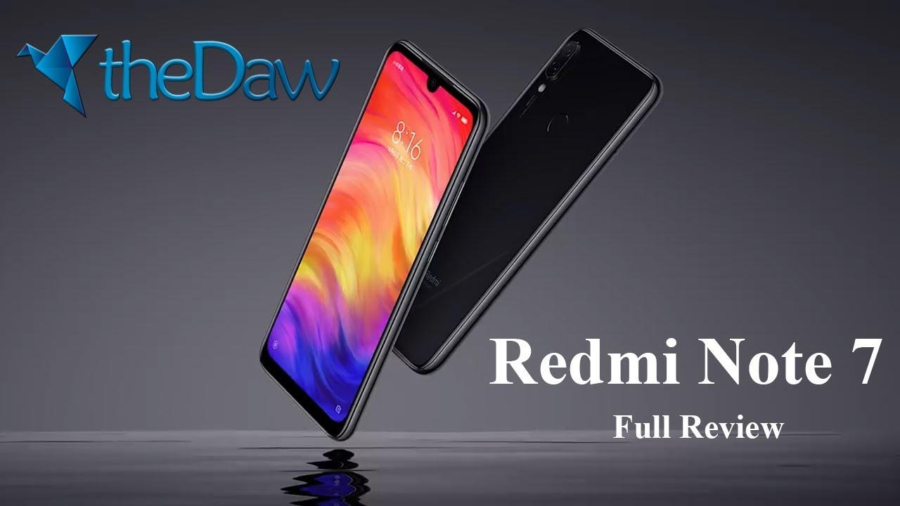 Redmi Note 7 Preview | Cell Phone Preview | theDaw