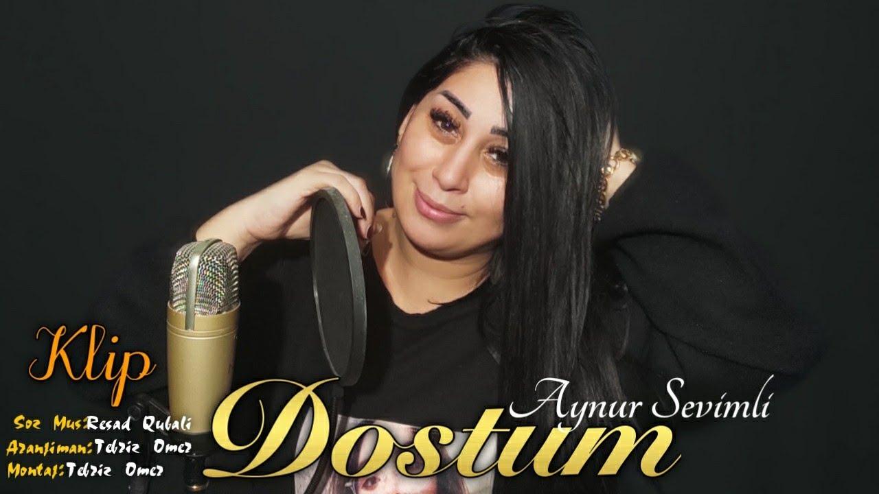 Aynur Sevimli - Xeyalimnan Herden Getdin (Official Klip) 2021