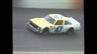 1984 Dixie Cup 200 Finish - Darlington Raceway