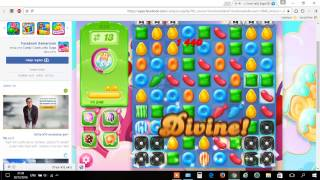 Candy Crush Jelly Saga Level 635 - NO BOOSTERS ***