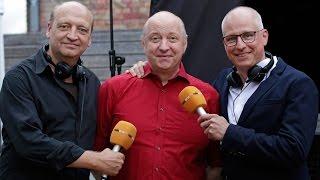 Horst Evers beim radioeins Parkfest 2016