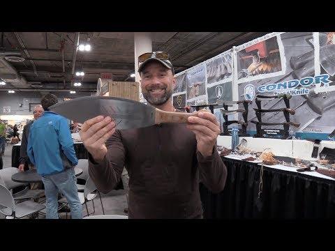 New 2018 Matt Graham Condor Knives
