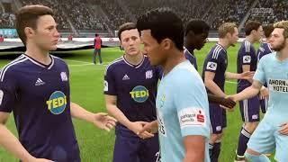 ENDLICH LÄUFT ES??|FIFA 18 Karrieremodus Osnabrück