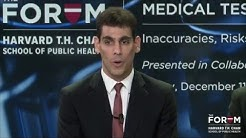 Medical Tests: Inaccuracies, Risks and the Public's Health | The Forum at HSPH