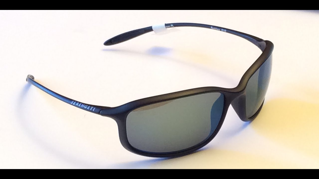 df060099b8 Serengeti Sestriere Sunglasses Review - YouTube