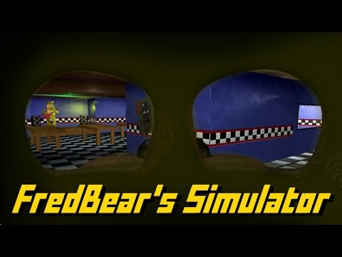 FREDBEAR'S SIMULATOR 2016 HD Remake Gamejolt