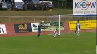 1.Spieltag RL Saison 13/14 Neustrelitz - FC Carl Zeiss Jena
