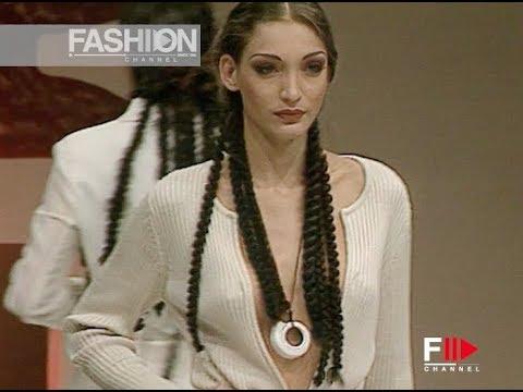 MARINA SPADAFORA Spring Summer 1993 Milan - Fashion Channel