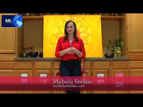 AAE tv | Creating as Source Energy | Micheila Sheldan | 5.27.17