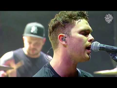 Royal Blood - Hook, line and sinker (Live Lollapalooza Chile 2018)