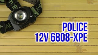 Video Распаковка Police 12V 6808-XPE download MP3, 3GP, MP4, WEBM, AVI, FLV Agustus 2018