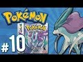 Pokemon Crystal - My 1,000th Video | PART 10