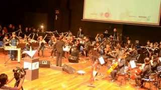 CIPTA 2013 opening ceremony - Orchestral music and