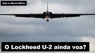 O U-2 ainda voa?