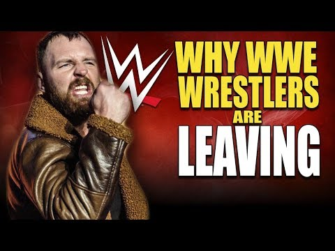 The Stansbury Show - Why Are Wrestlers Leaving WWE?