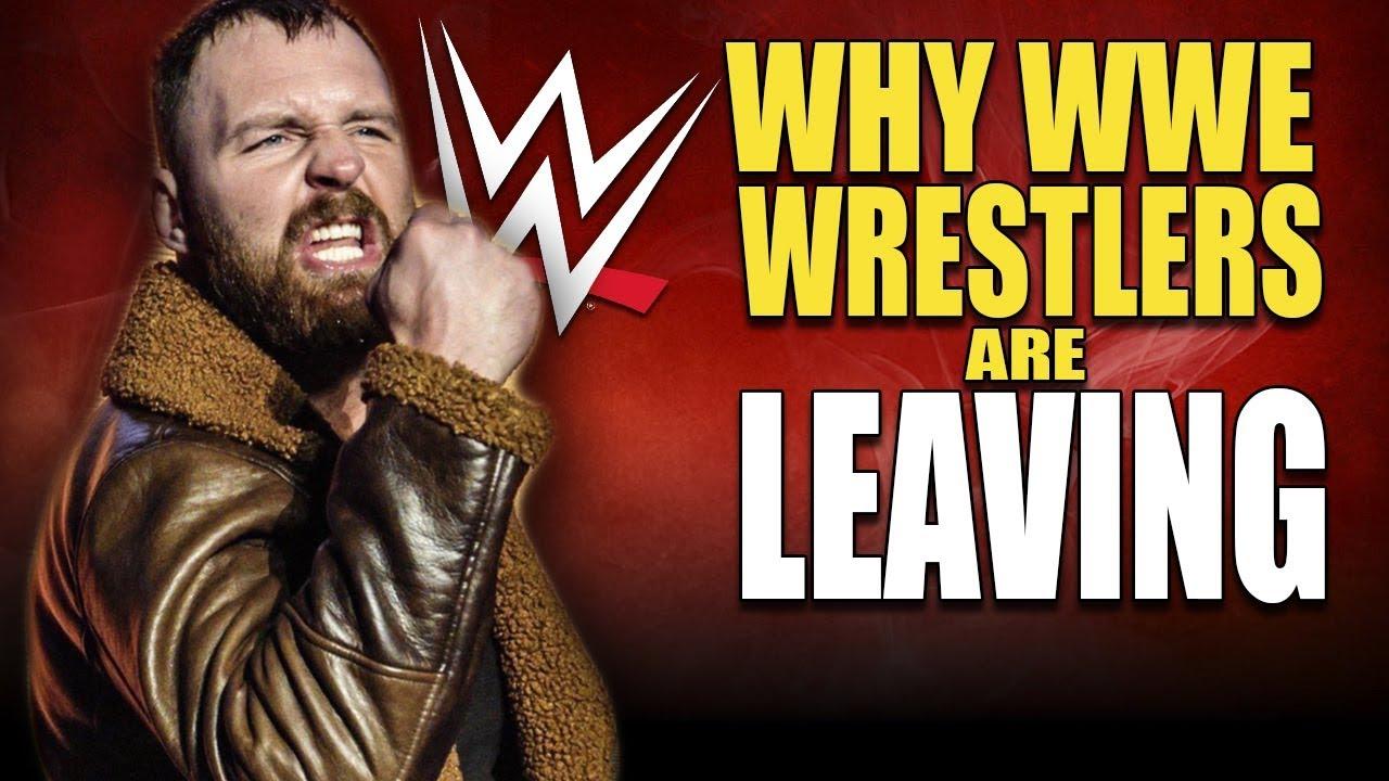 Wirkliche Gründe, warum so viele Wrestler WWE verlassen (Wake) (Dean Ambrose Etc) + video