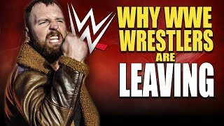 Real Reasons Why So Many Wrestlers Are LEAVING (Quitting) WWE (Dean Ambrose Etc)