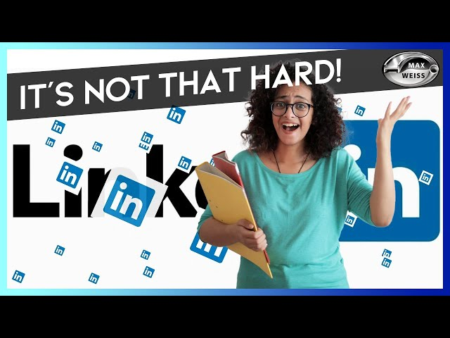 Getting Results On LinkedIn Is Simple!