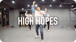 High Hopes Panic At The Disco Koosung Jung Choreography