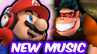 I added NEW MUSIC to Mario Kart Wii! (+24 Players at Once!)