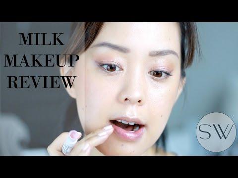 MILK MAKEUP REVIEW - 동영상