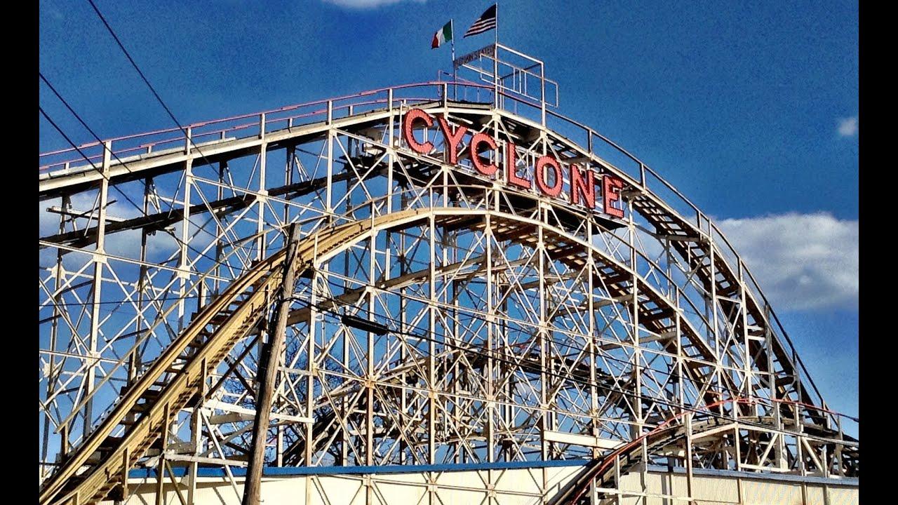 Brooklyn Flyer Coney Island
