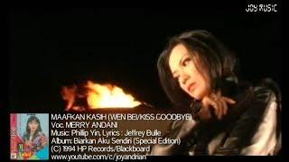 Merry Andani - Maafkan Kasih  (Wen Bei/Jacky Cheung Cover)