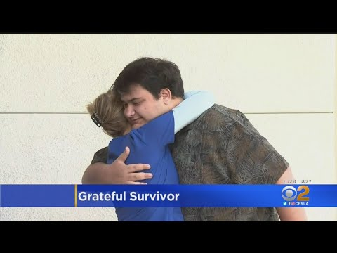 20 Years Later: Jewish Community Center Shooting Victim Visits Those That Saved His Life