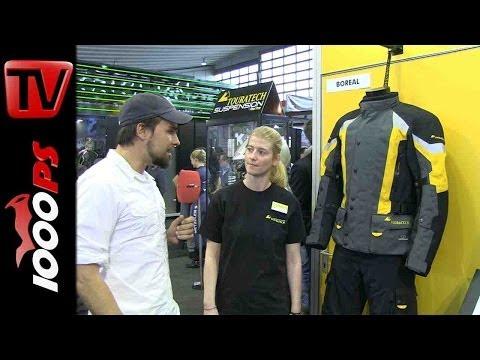 Touratech Boreal Produktbeschreibung - Interview mit Anja Schlange-Schöningen