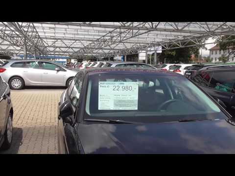 Цены на б/у автомобили в Германии.