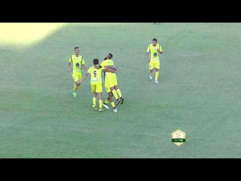 Confira os gols de Horizonte 2 x 0 Floresta - Taça Fares Lopes 2016.