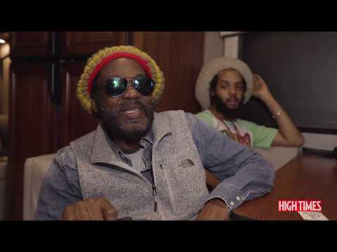 Cannabis Cup Interview: The Wailers