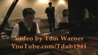 """""""Whistling Rufus"""" ~ Adam & Tom have some fun on TWO Grand Pianos @ WCRF - 2008"""