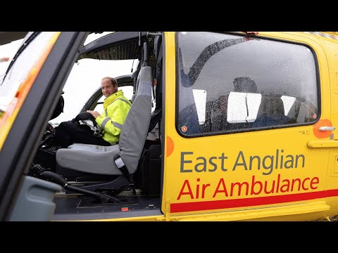 Prince William ends job as air ambulance pilot