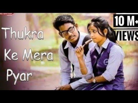 Thukra Ke Mera Pyaar  Emotional Love Story   Mera Inteqam Dekhegi   School Ka Pehla Pyar   RS Rhythm