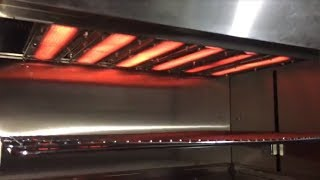 Lắp lò nướng thịt salamender tại Hà Nội 