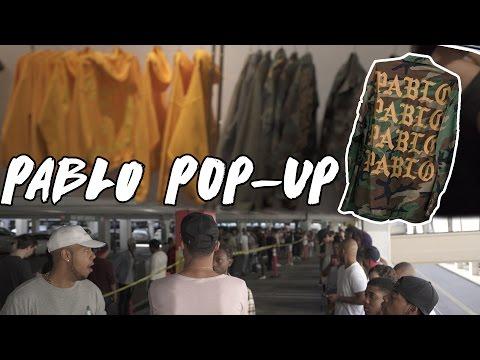 KANYE PABLO POP-UP SHOP 2016   ATLANTA
