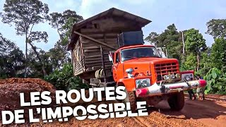 Les Routes de l'impossible - Bornéo, le convoi de la Jungle