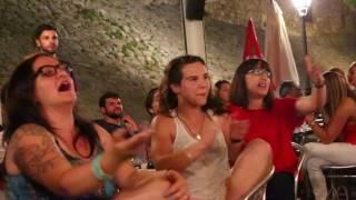 Гимн Барселоны. Фанаты поют гимн Барсы. El Cant del Barça (FC Barcelona Anthem) #fcbarcelona