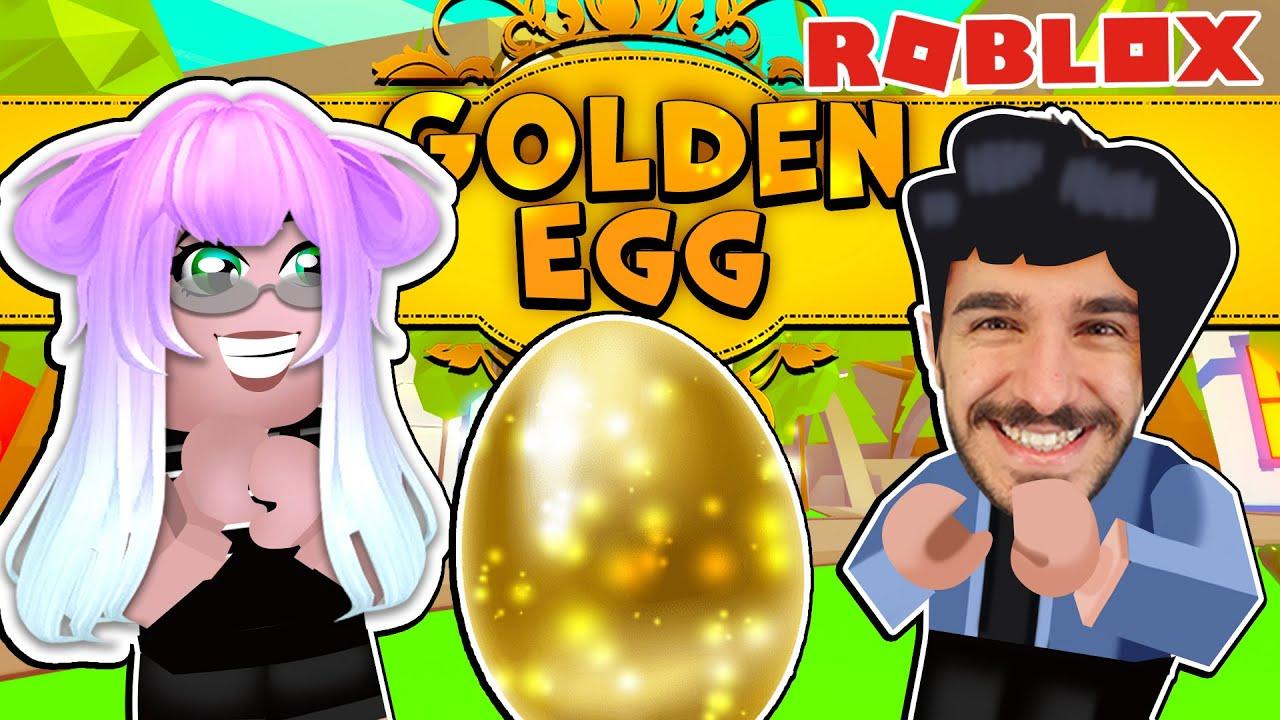 Download KATJA UND CLAUDIO FLIEHEN VOR OMA DANIA! Gewinnt Katja, kriegt sie ein Golden Egg! [Roblox Deutsch]