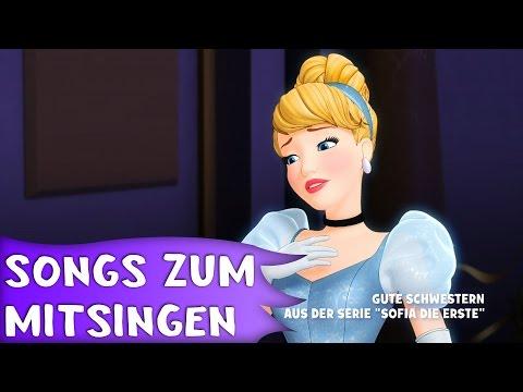 """Sofia die Erste """"Gute Schwestern"""" - Tolle Songs zum Mitsingen - auf DISNEY JUNIOR"""