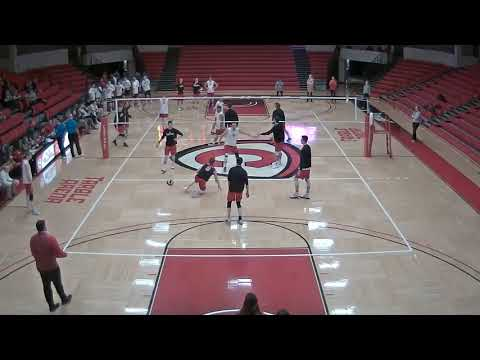 Carthage College vs Rivier