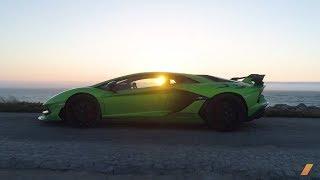 Lamborghini Aventador SVJ -- 759 hp -- First Drive