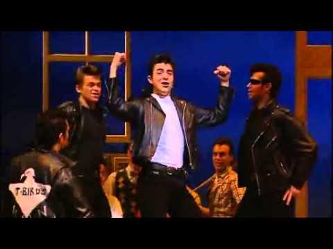 Grease the Musical - Summer Nights (Faye Brookes)