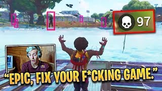When Fortnite Streamers Meet Hackers