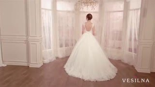 Свадебное платье 2016 года от VESILNA™ модель 3062