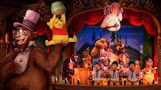 Yesterworld: The History of the Country Bear Jamboree - Disney's Beloved Animatronic Show
