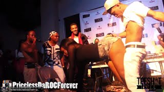 XX SHE GOT ASS !!: PRICELESS DA ROC GETS A LAP DANCE IN ARIZONA THEN GIVES ONE !! (TWERK + GRIND) !!