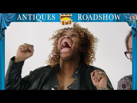 GloZell Goes on Antiques Roadshow (Episode 3)